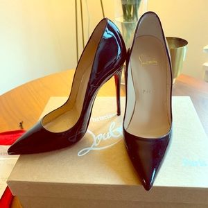 Amazing condition - So Kate Christian Louboutins